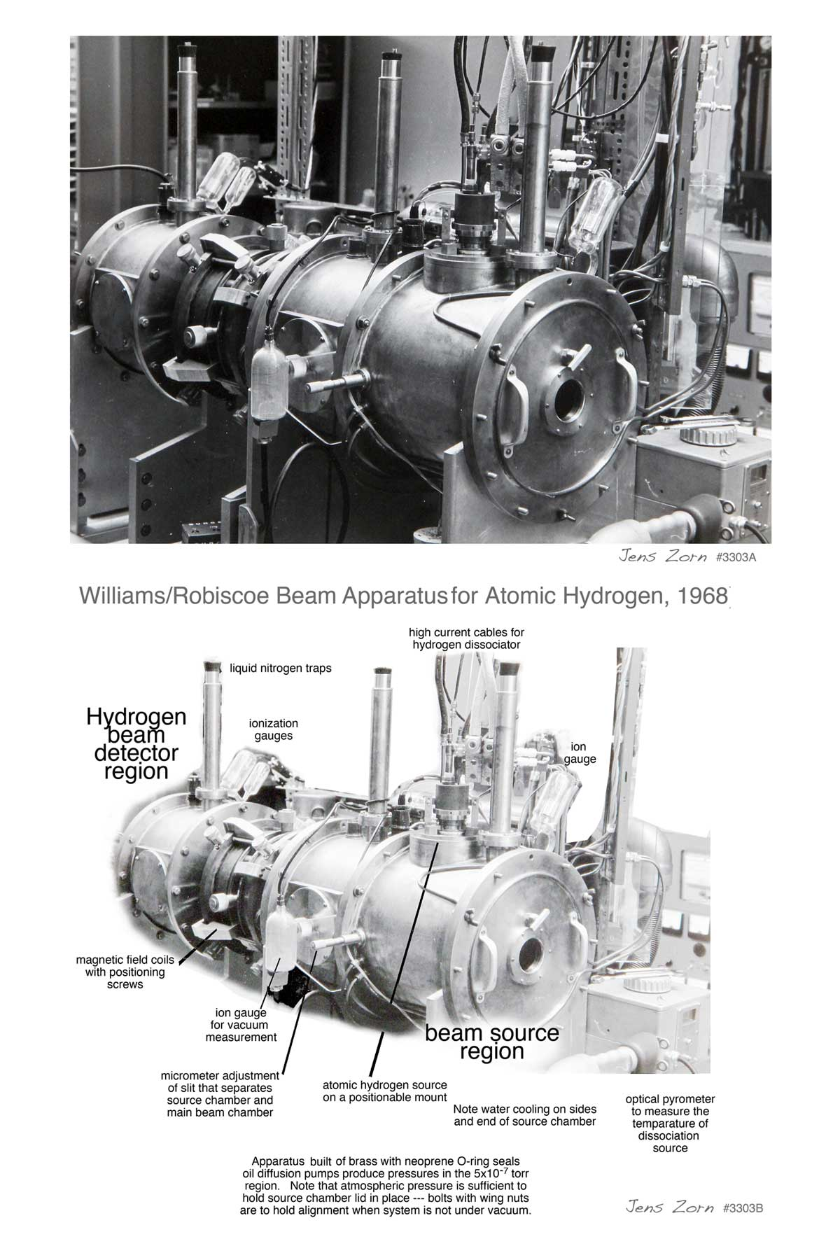 Bill Williams Hydrogen 1 Michiganphysics Engine Diagram The