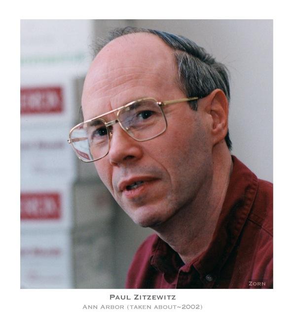 Paul Zitzewitz, 2002