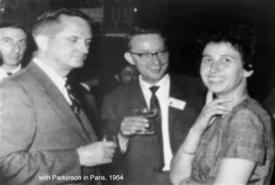 JaneckeWithParkinsonParis1964